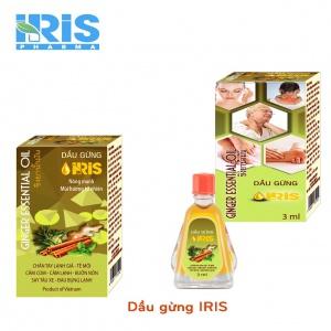 Dầu Rừng IRIS 3ml